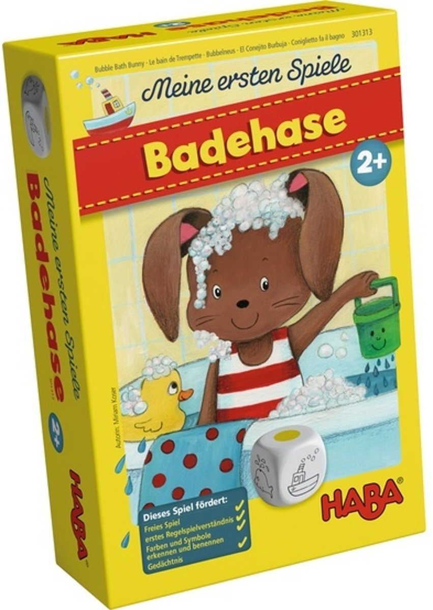 kinderspel Badehase (DU)