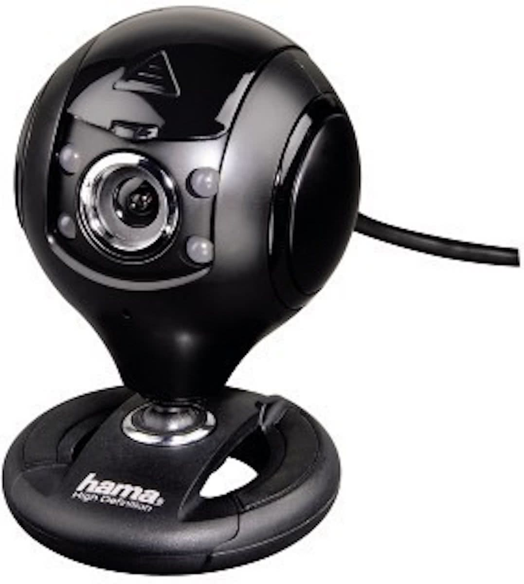 00053950 1.3MP 1280 x 1024Pixels USB 2.0 Zwart webcam