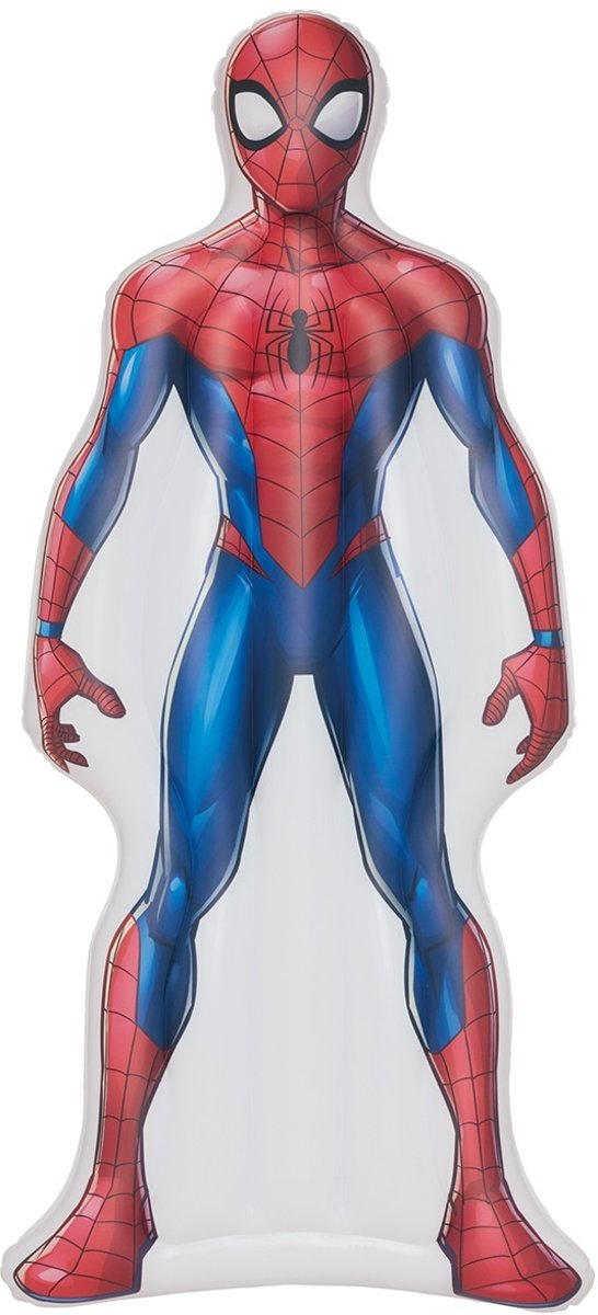 Luchtbed Marvel Spider-man 173 X 77 Cm Rood