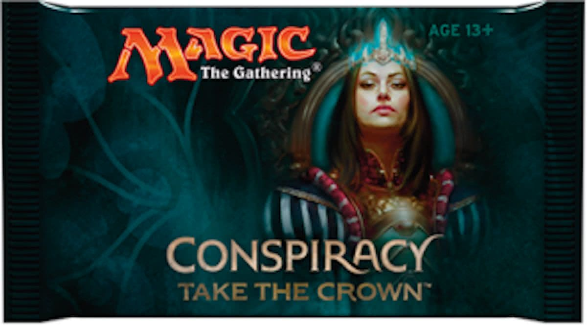 Conspiracy: Take the Crown booster