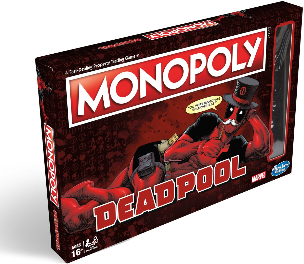 Monopoly Deadpool - Bordspel