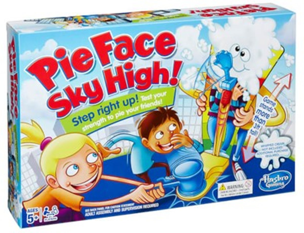 Pie Face Sky High - Gezelschapsspel