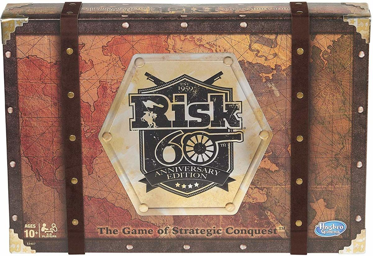 Risk 60Th Anniversary