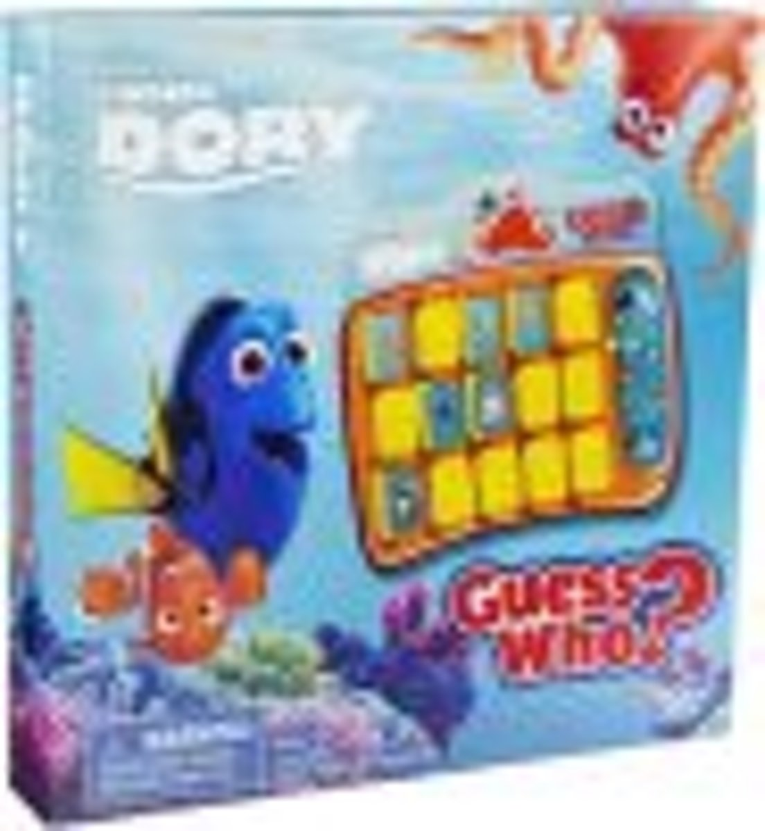 Wie is Het? Finding Dory - Kinderspel