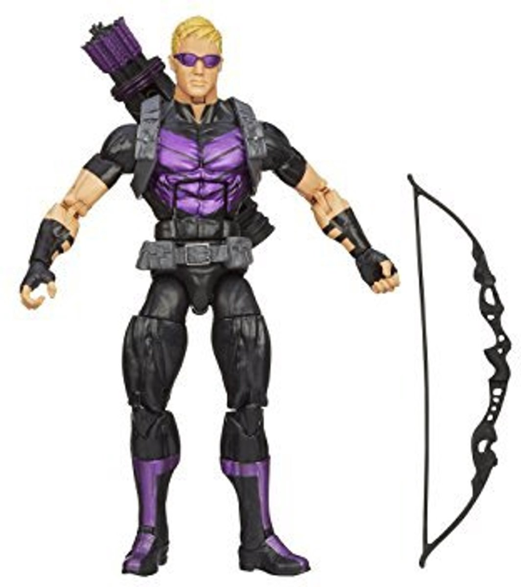 AVN 6inch Infinite Series Legends ASST/Toys