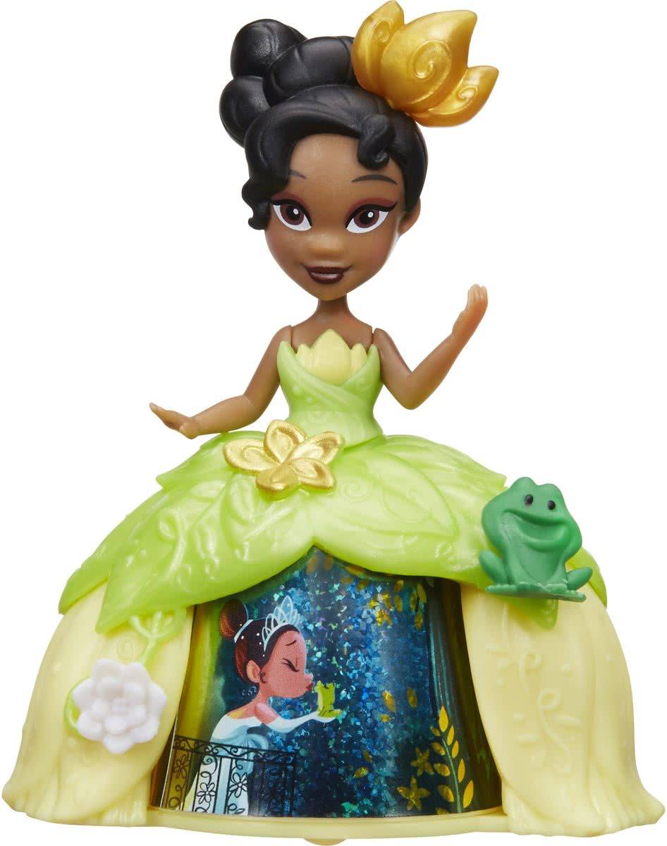 Disney Princess Mini Prinses Tiana - Speelfiguur