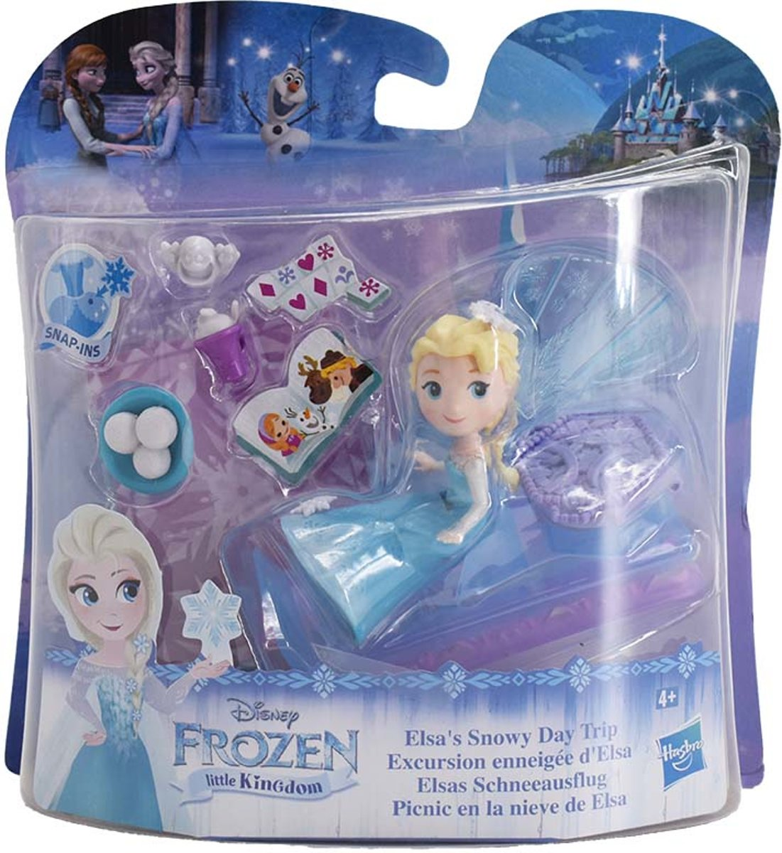 Frozen mini figuren
