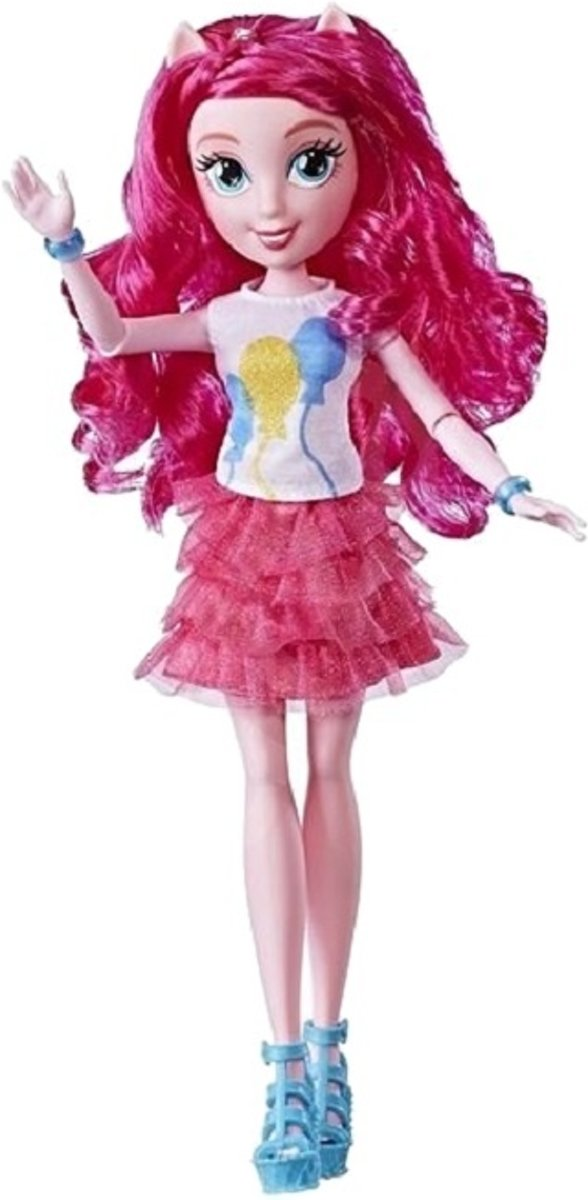 Hasbro My Little Pony Equastria Pop Pinkie Pie 36 Cm