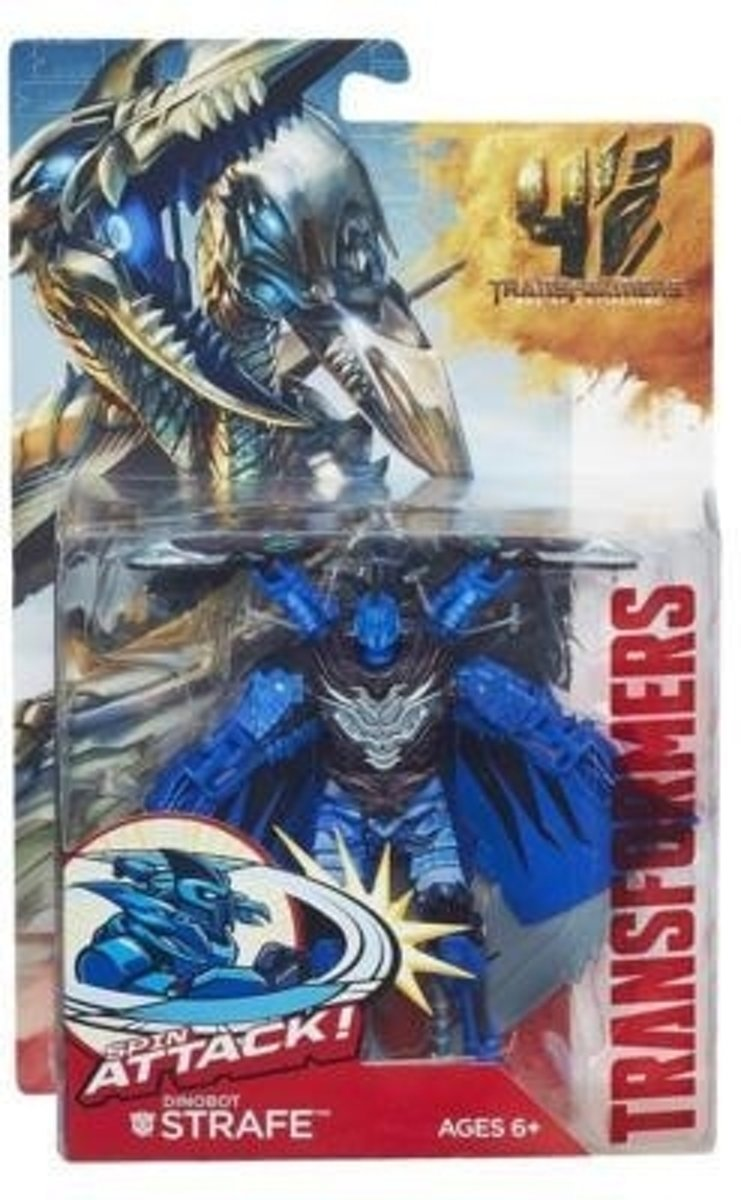 Hasbro Transformers Age of Extinction Dinobot Strafe