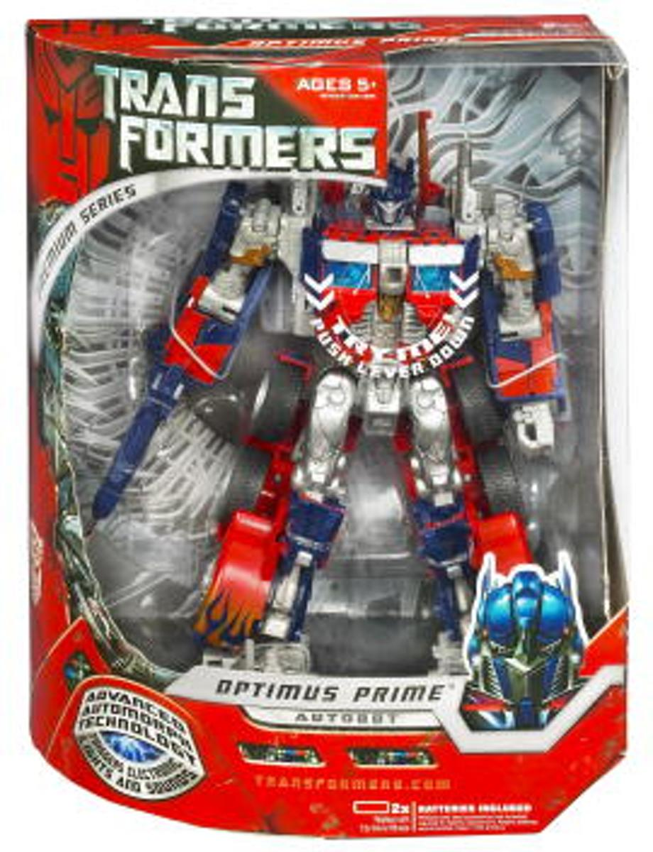 Transformers The Movie Optimus Prime Leader Class