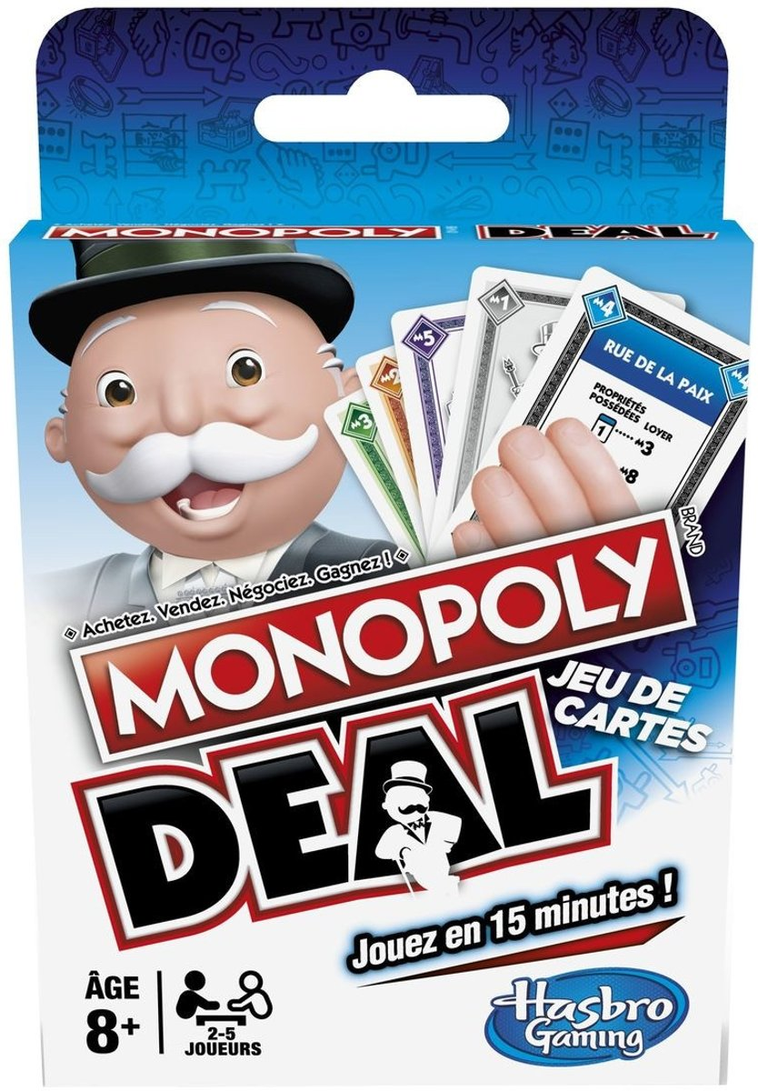 Monopoly Deal FR