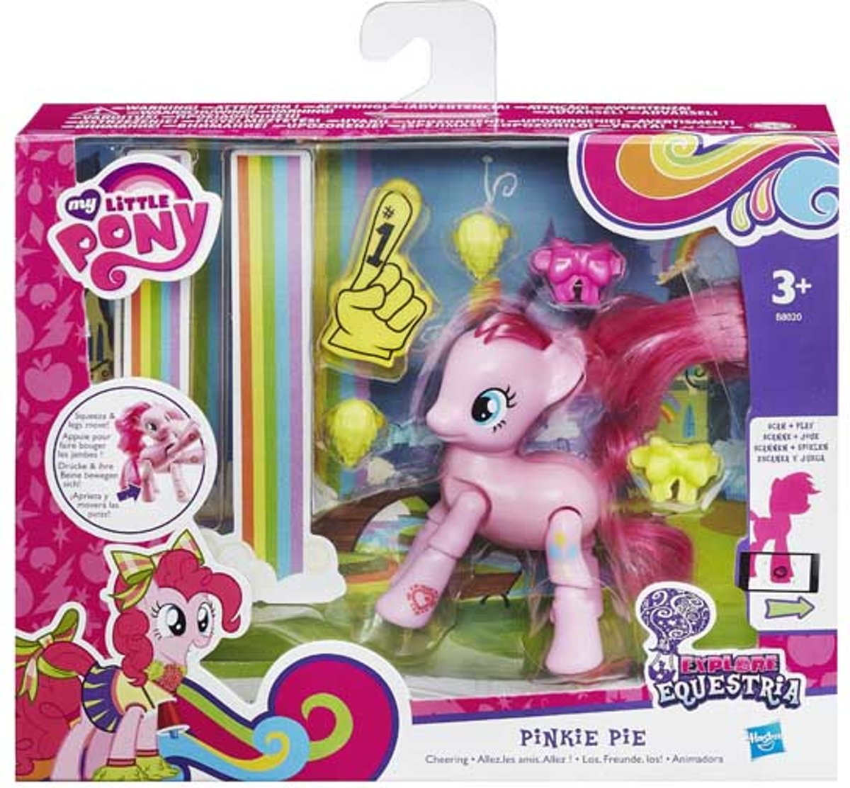 My Little Pony Explore Equestria Pinkie Pie