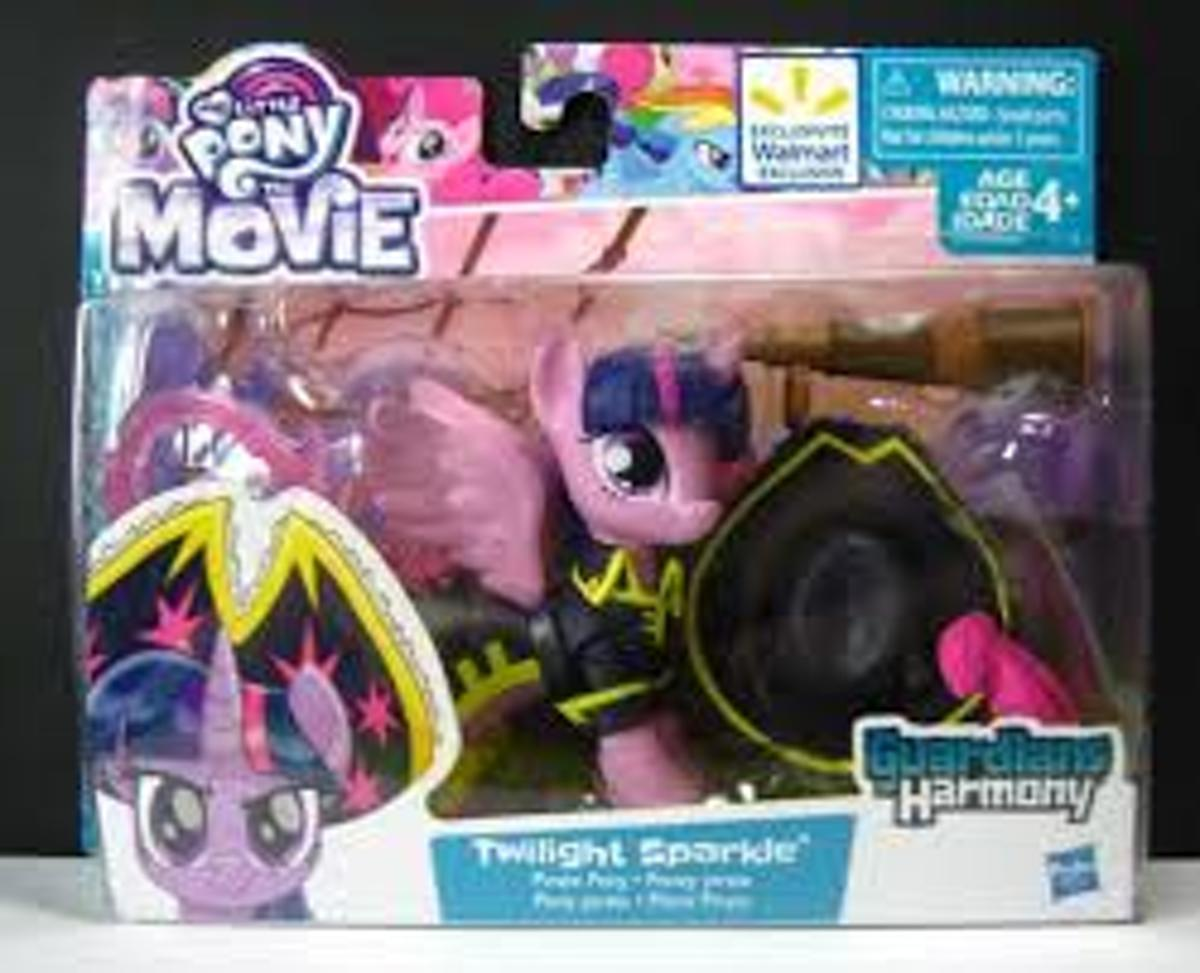 My Little Pony Twilight Sparkle Piraten Pony