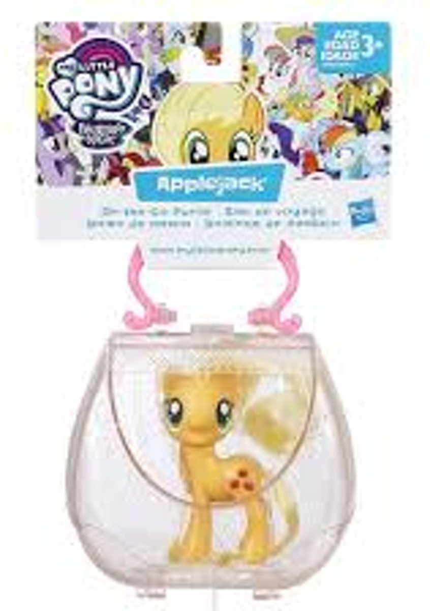 My Little Pony on the go purse