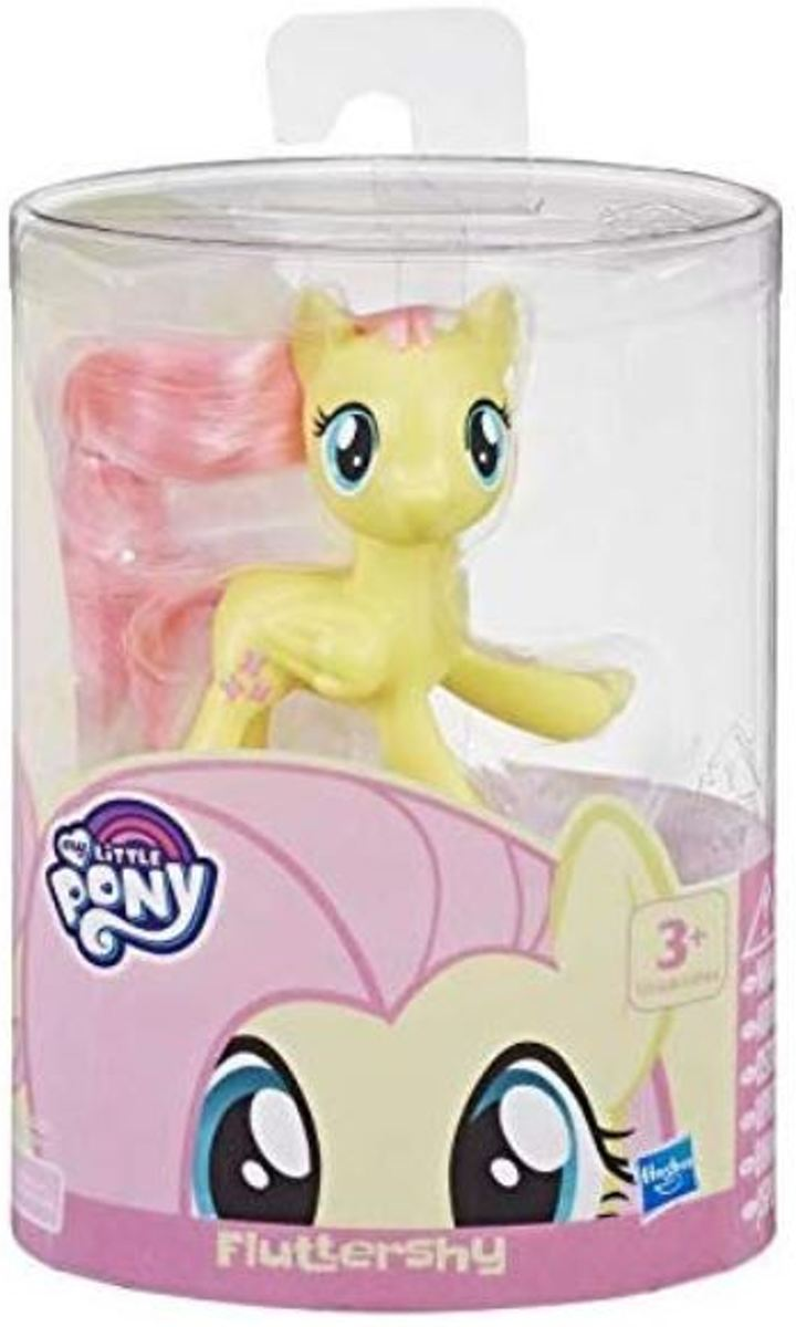 My little Pony Fluttershy Speelfiguur