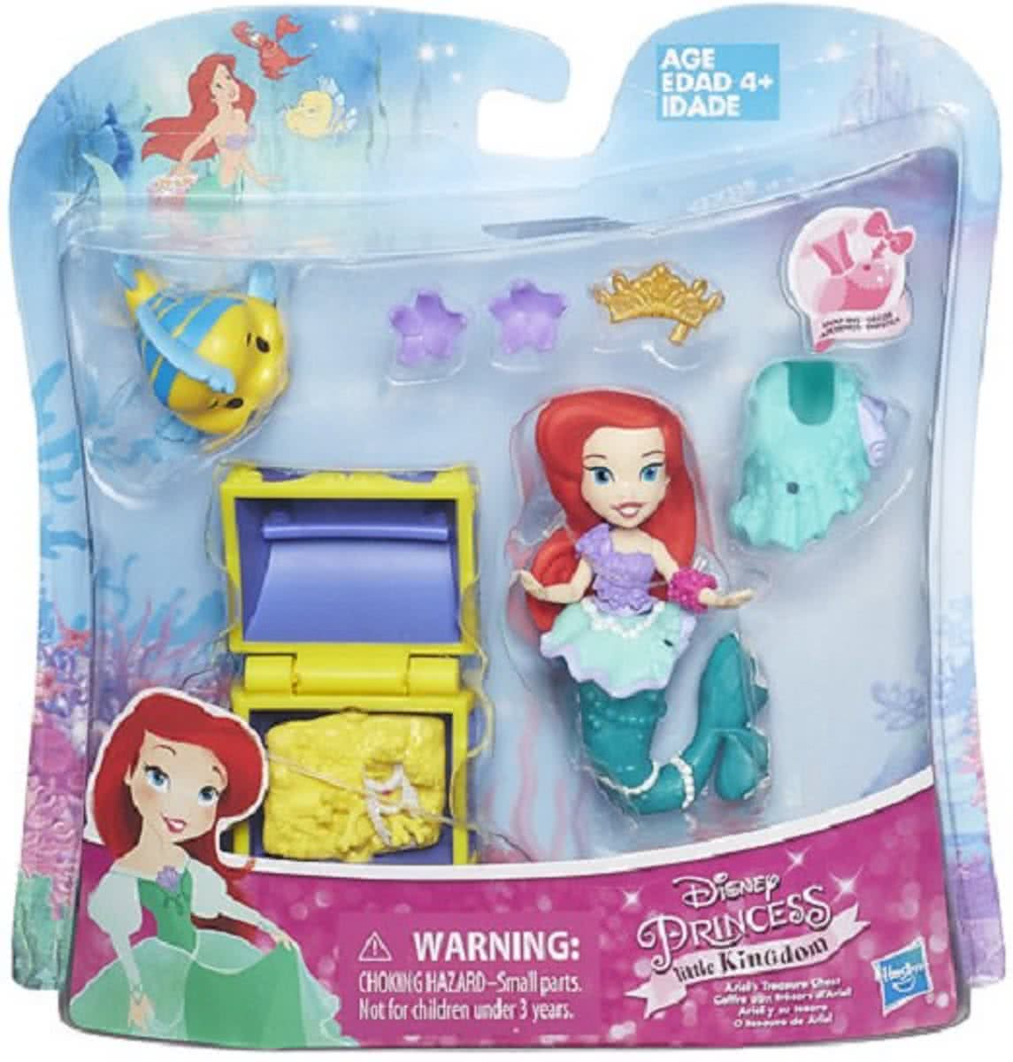 Speelset Disney Princess Mini & Accessoire Assorti