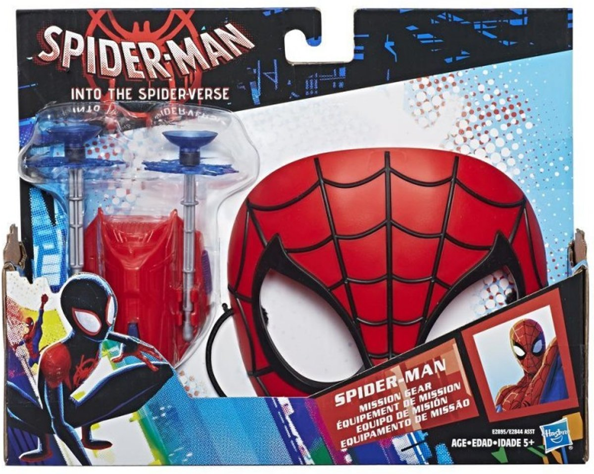 Spiderman Movie Missie Gear Assorti Hasbro
