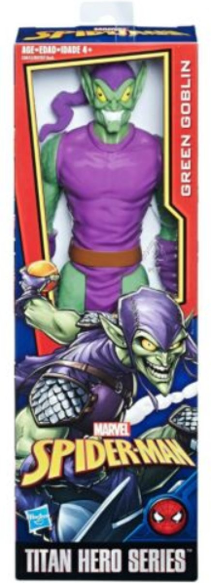 Spiderman Titan Hero Series Green Goblin- Action Figure