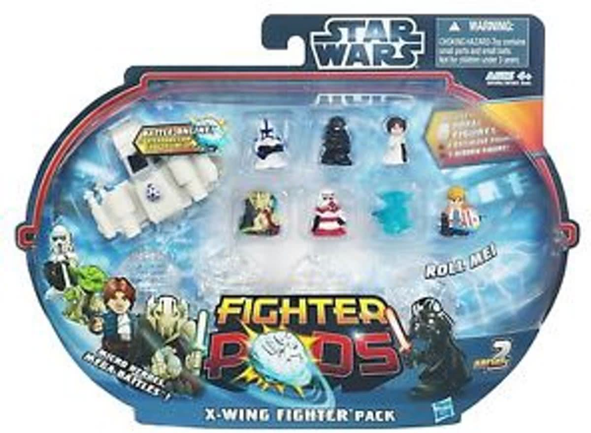 Star Wars Fighter Pods Class 2