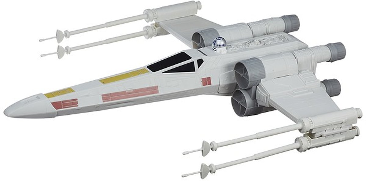 Star Wars Rebels Titan X-Wing Vliegtuig