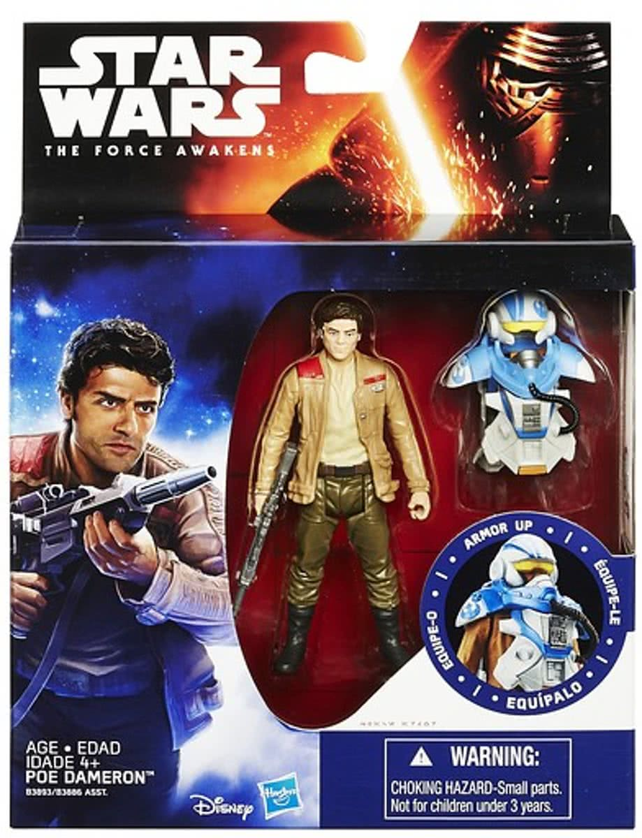 Star Wars The Force Awakens: Poe Dameron Armor Pack