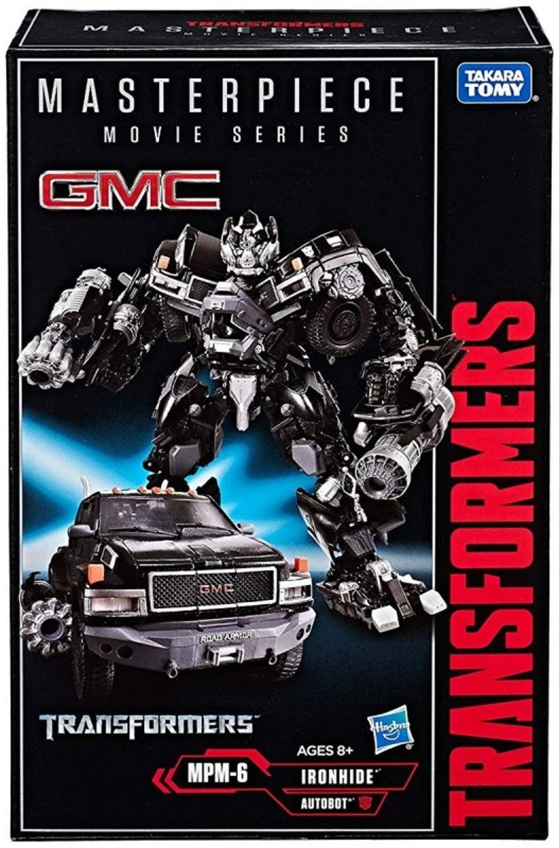 Transformers Masterpiece Movie Series MPM-6 Ironhide