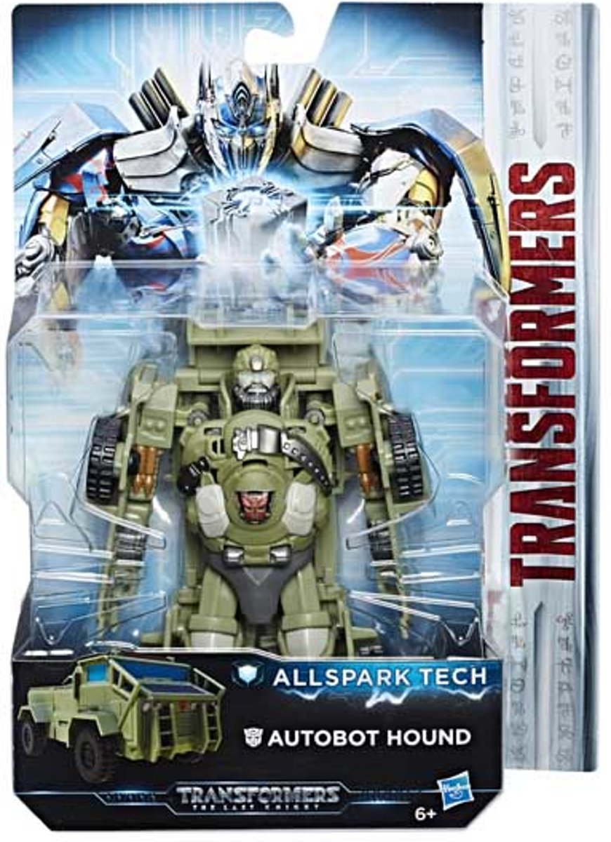 Transformers The Last Knight Allspark Tech Autobound hound