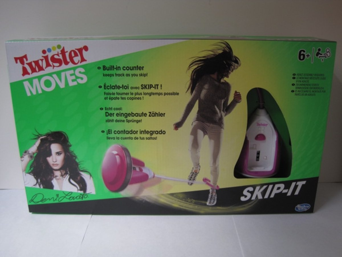 Twister Moves - Skip-it
