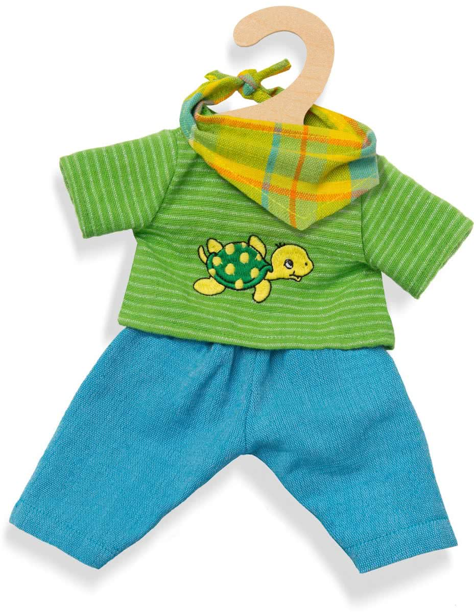 Poppenoutfit Max, 35-45 cm
