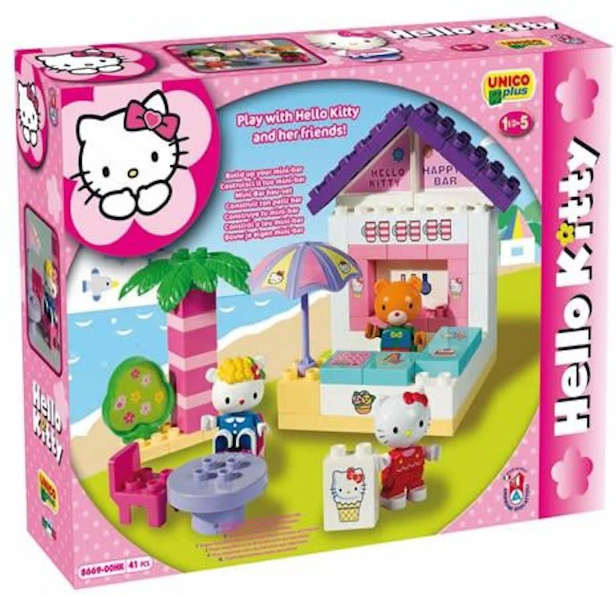 Hello Kitty Bouwset Strandbar