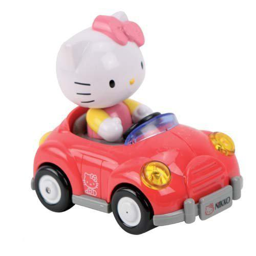 Radio Controlled Go Go Kitty Car