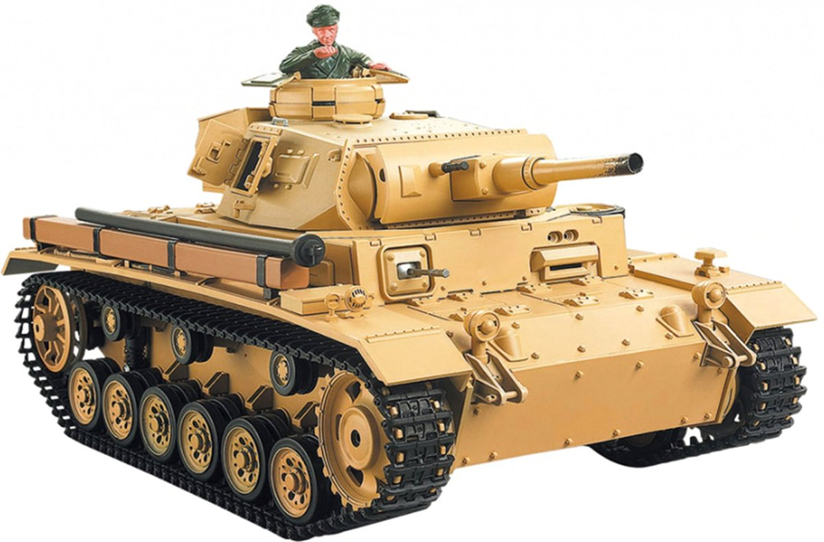 RC tank Tauchpanzer III 2.4GHZ
