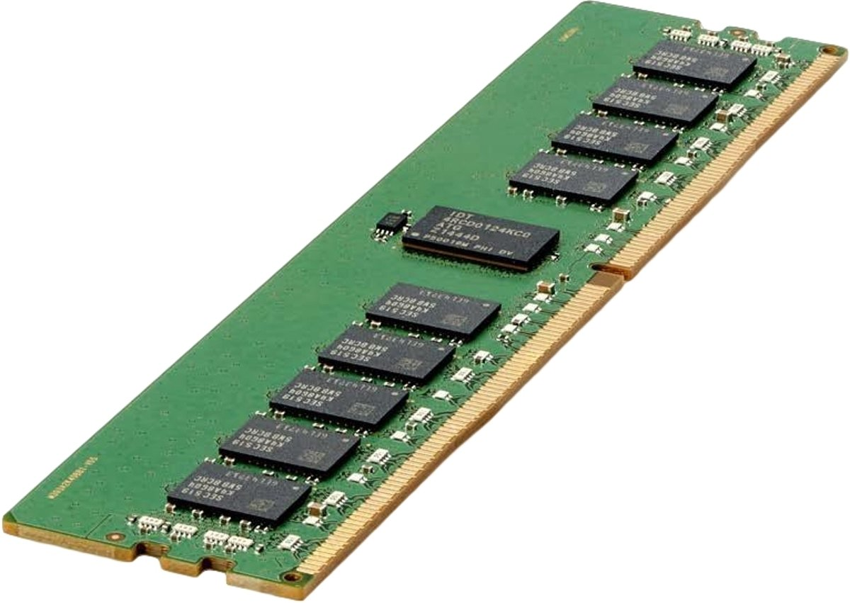 16GB (1x16GB) Dual Rank x8 DDR4-2666 CAS-19-19-19 Registered geheugenmodule 2666 MHz ECC