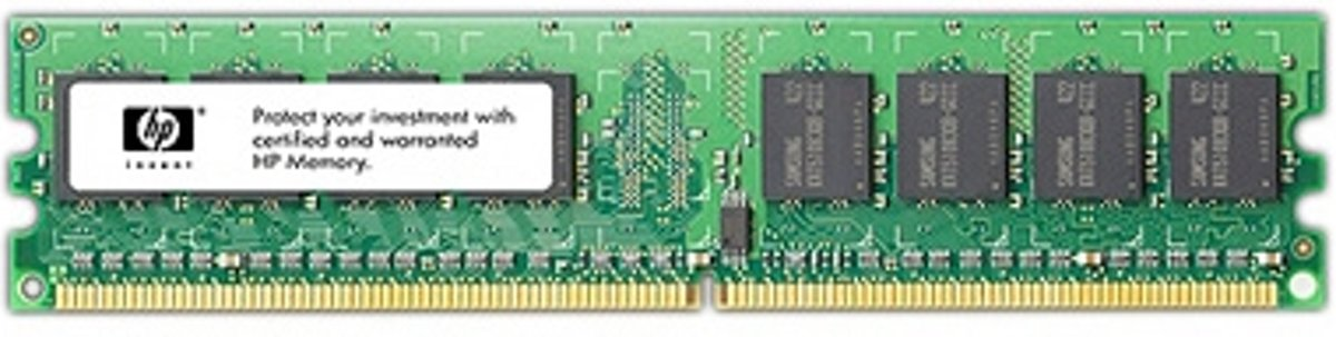 4GB (2x2GB) Single Rank PC2-6400 (DDR2-800) Registered Memory Kit 4GB DDR2 800MHz ECC geheugenmodule