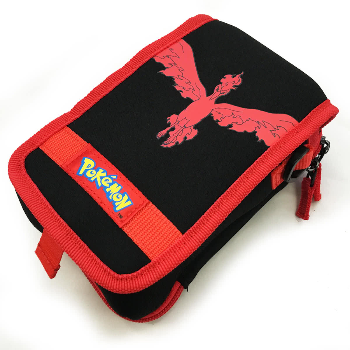 Hori, Pokemon Go Pouch Valor (Red) New 3DS XL