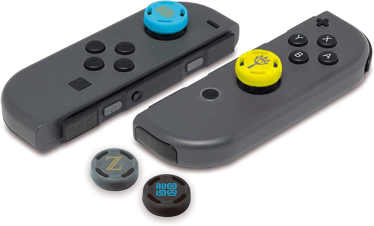 Nintendo Switch Analogs Caps - Zelda - Set van 4