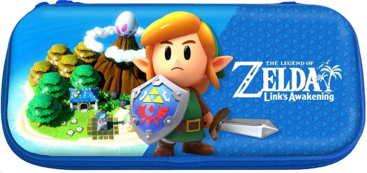 Nintendo Switch   - Zelda: Links Awakening