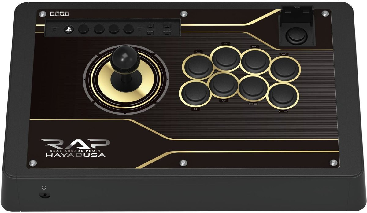 Real Arcade Pro N Hayabusa - Fightstick - PS4 / PS3