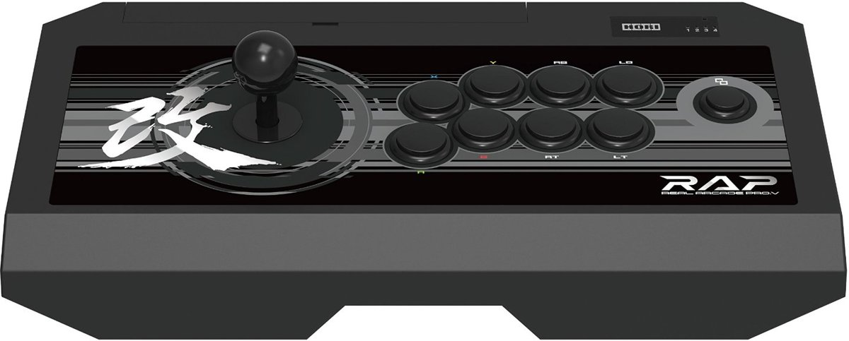 Real Arcade Pro One Kai Fighting Stick - Official Licensed - Xbox One/Xbox 360/PC