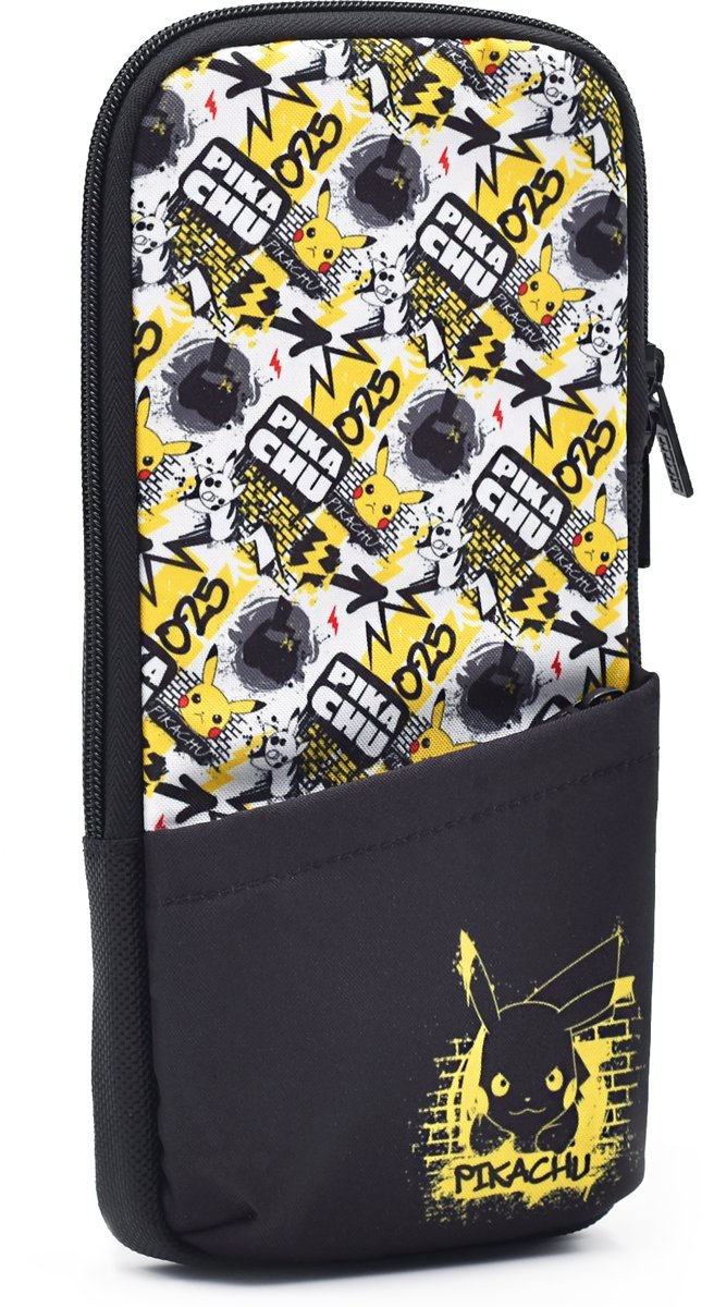 Slim Pouch - Pikachu - Nintendo Switch