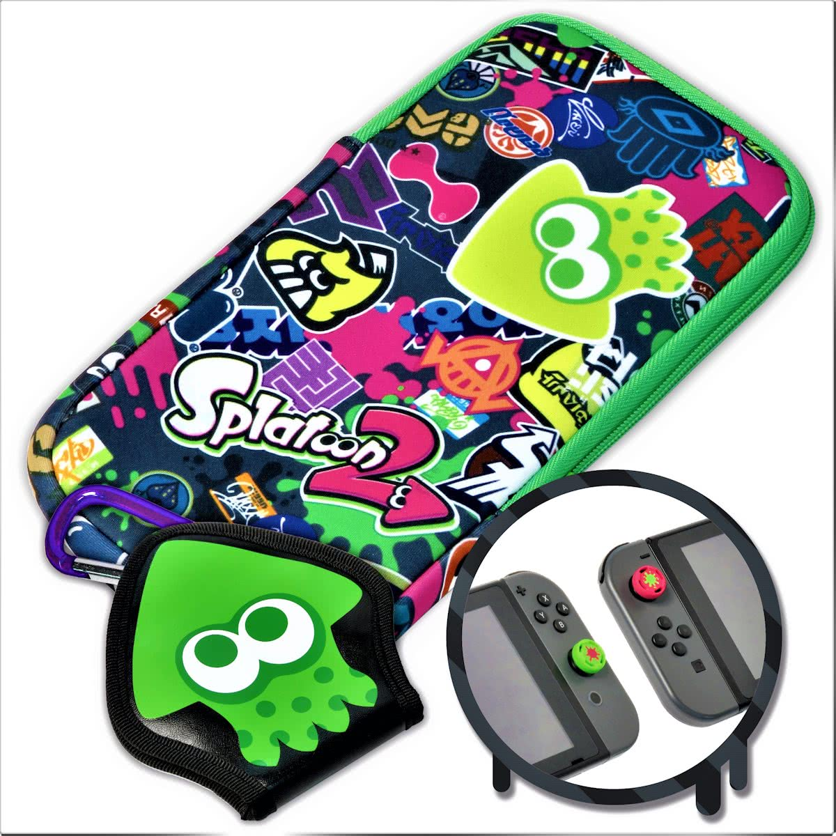 Splatoon 2 Splat Pack - Nintendo Switch