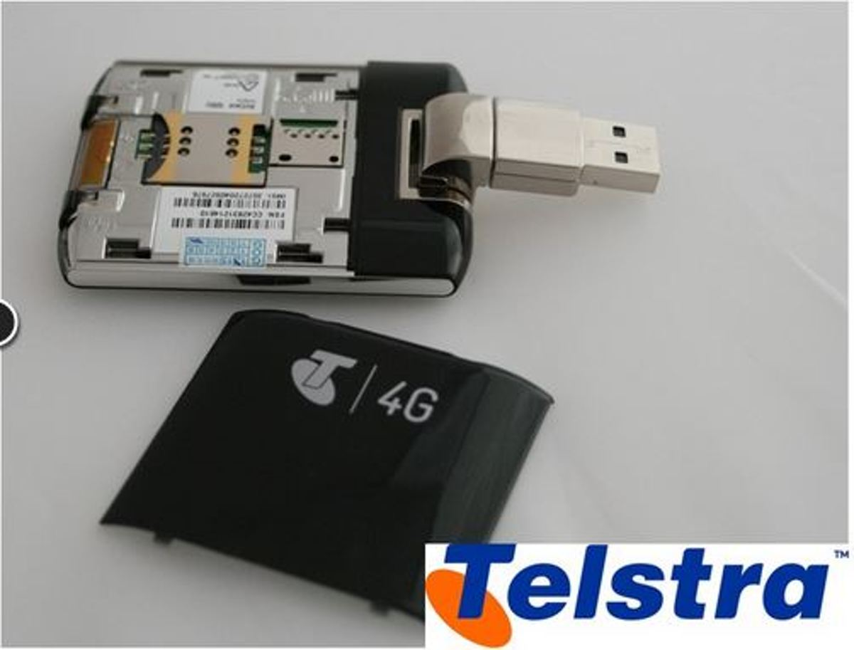100mbps Sierra Aircard 320u turbo 4g LTE voor Vodafone T-Mobile etc...