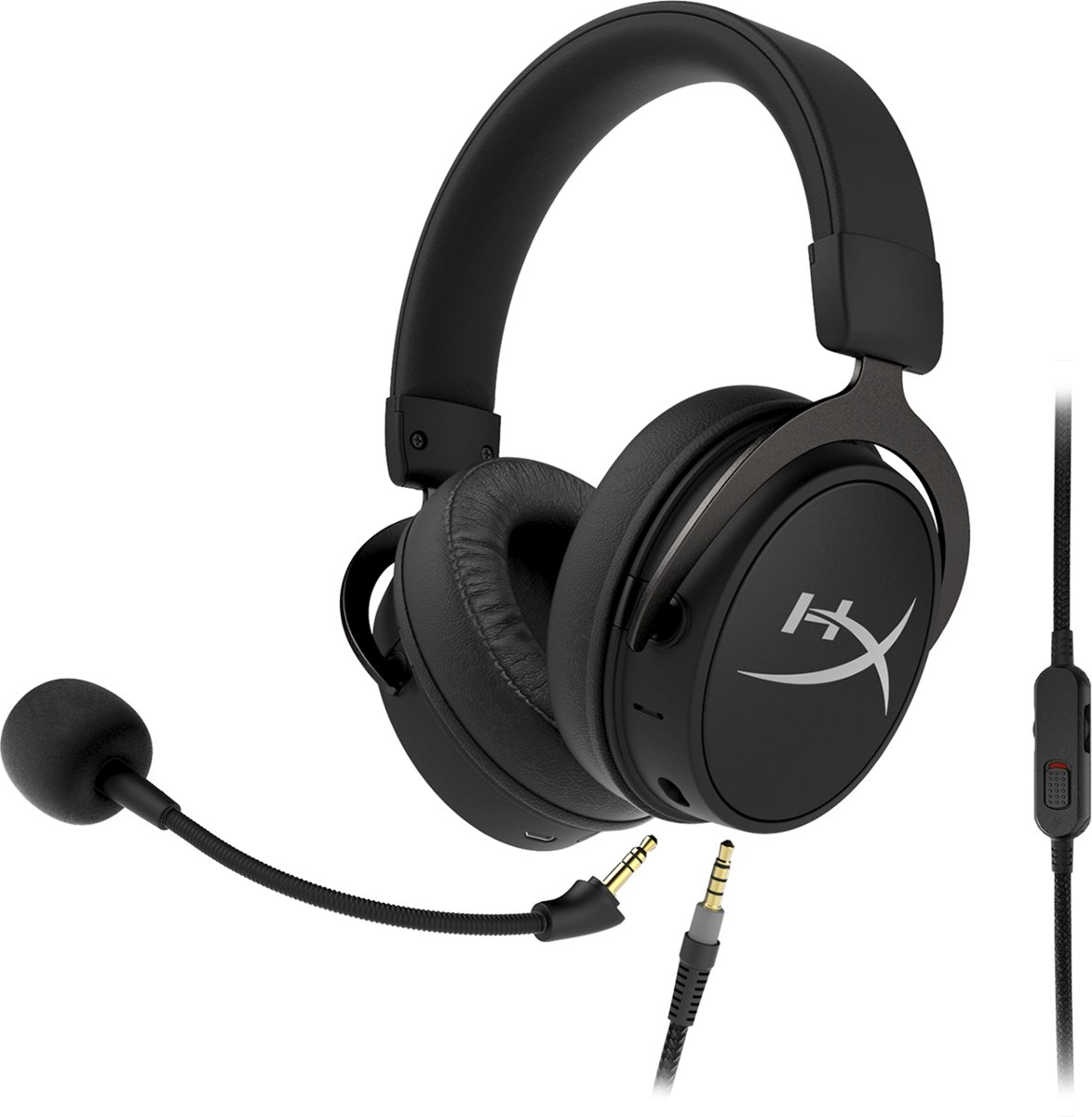 HyperX Cloud MIX Wired Gaming Headset + Bluetooth - PS4 / Xbox One / Windows / Mobile