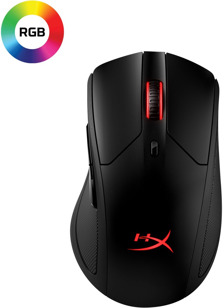 Pulsefire Dart Wireless RGB Gaming Muis - 16000DPI - Qi Charging
