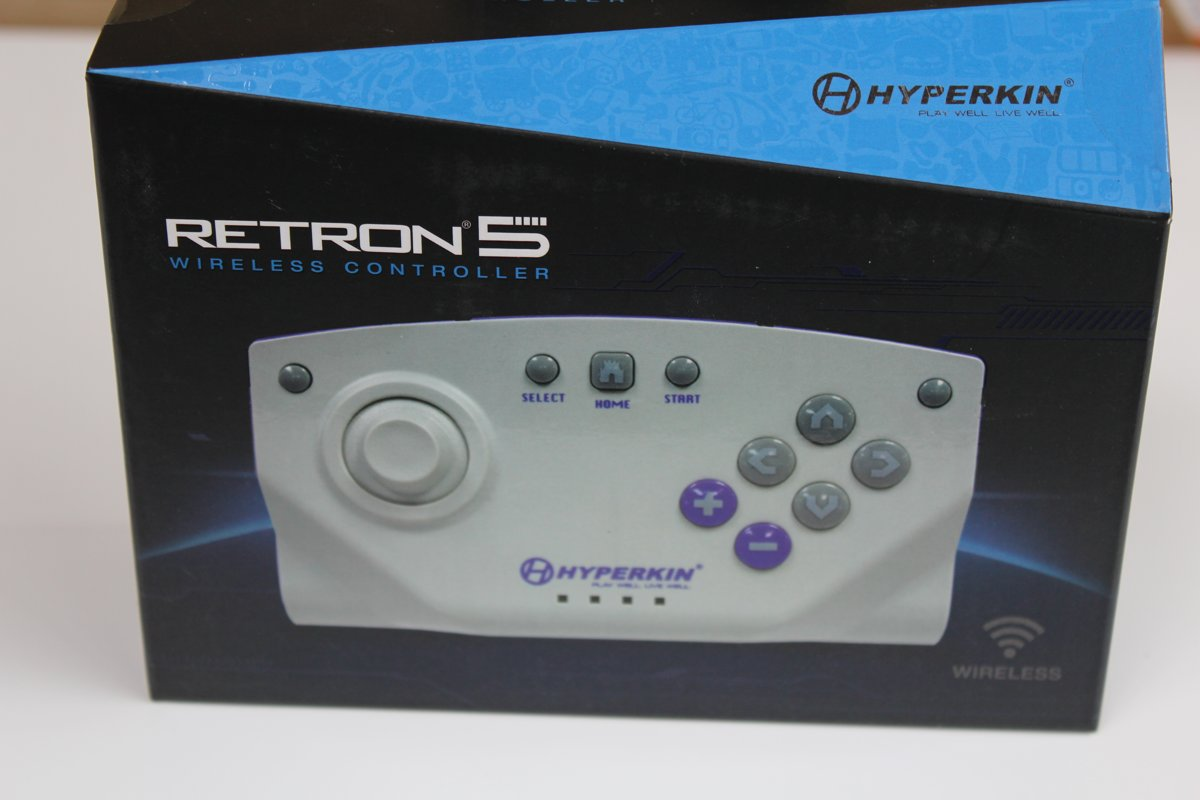 Retron 5 Controller Wireless Grey (Retro)