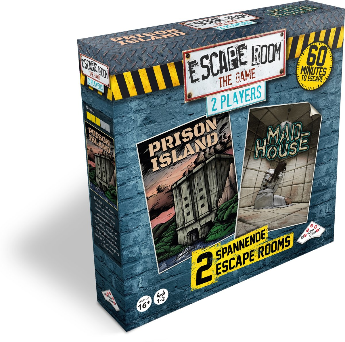 Escape Room The Game: 2 Player