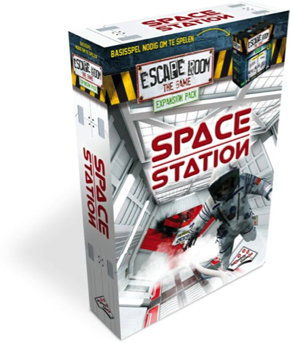 Identity Games Escape Room: Space Station Uitbreidingsset