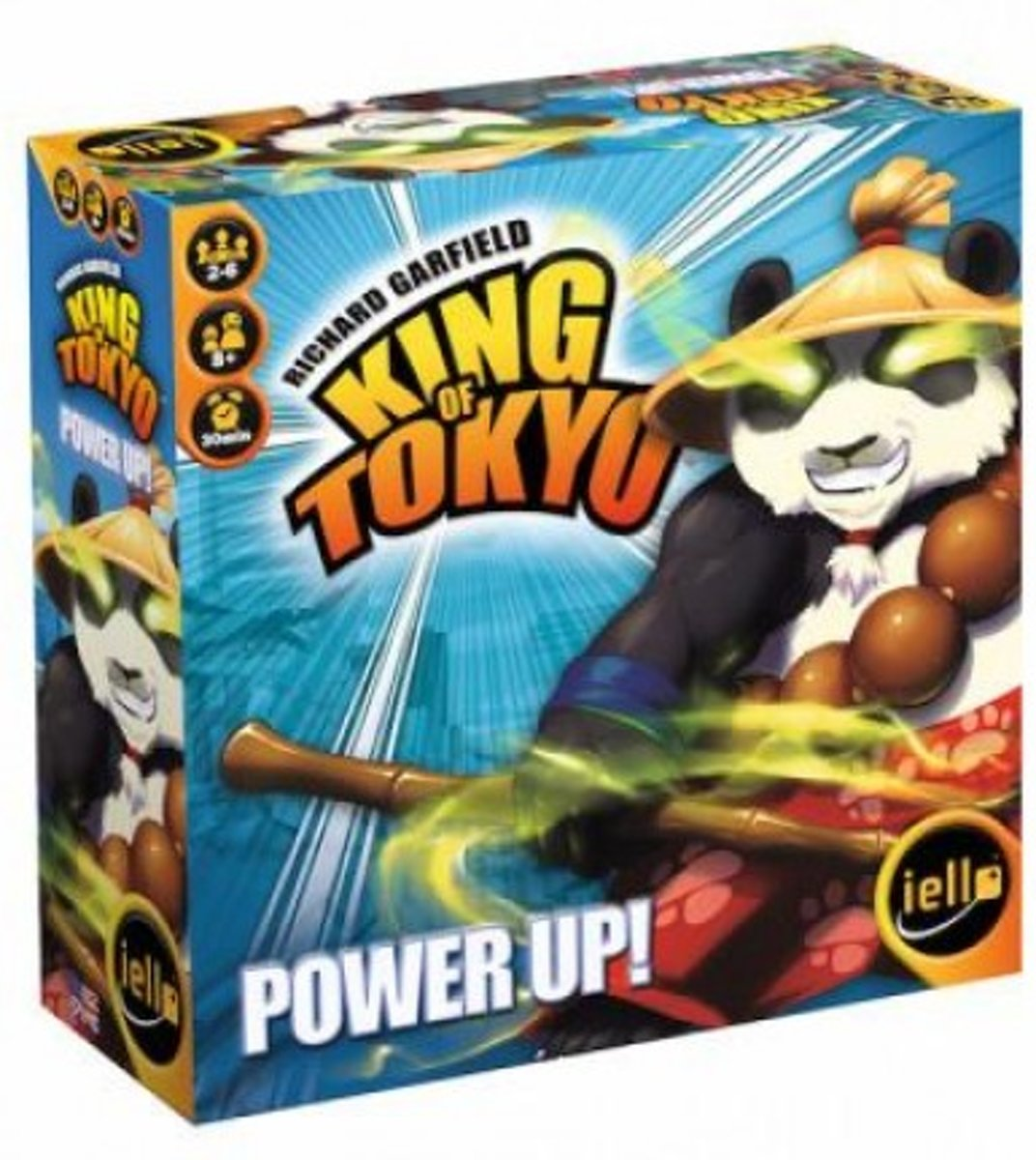 King of Tokyo 2016 Edition Power Up NL