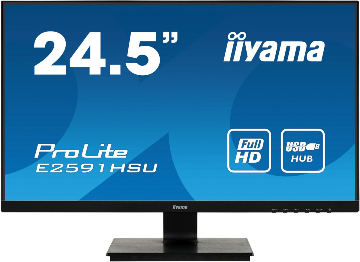 ProLite E2591HSU-B1 - Gaming   - 24.5 Inch (75Hz)