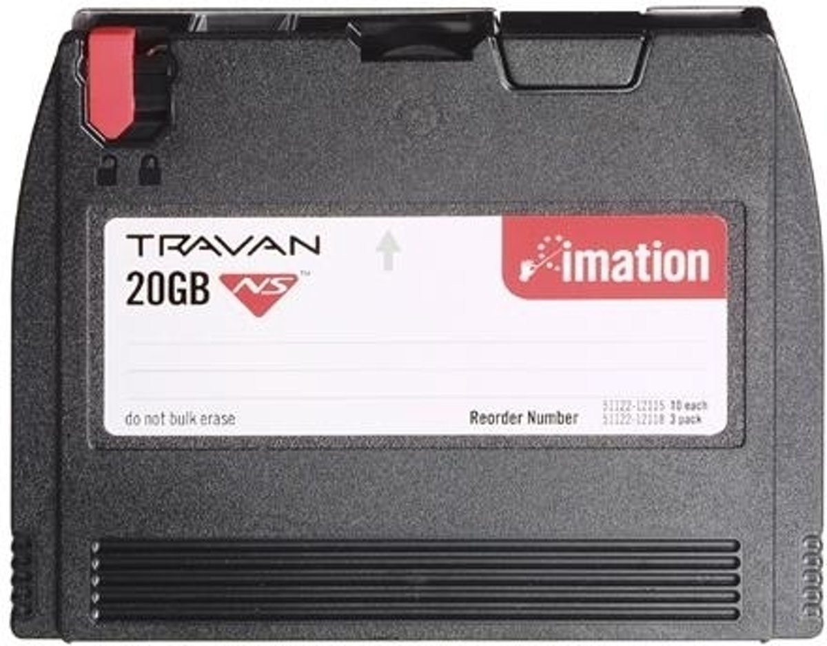 NS20 Travan Tape 10-20GB